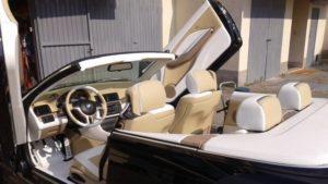 Rivestimento completo Auto BMW cabrio